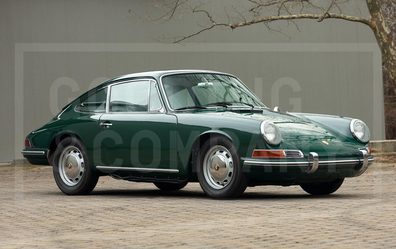 1966 Porsche 912-2