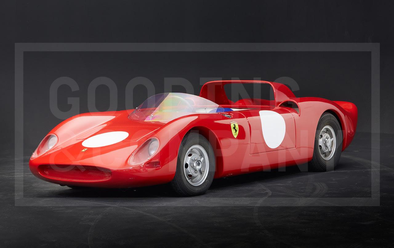 Prod/Portal/1967 Automobile S.C.A.F. Ferrari 330 P2/1967-Automobile-S.C.A.F.-Ferrari-330-P2-16