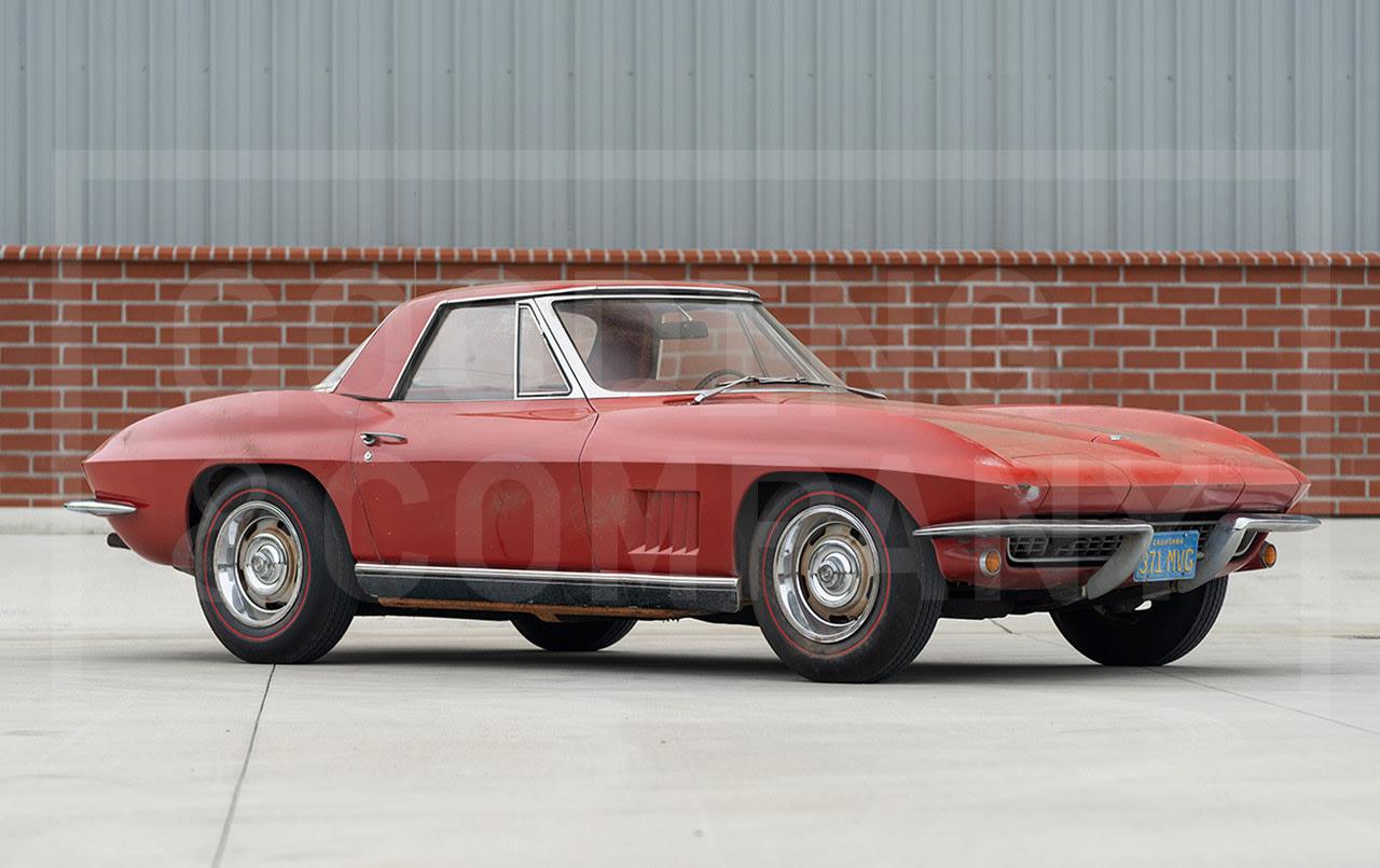 1967 Chevrolet Corvette 327/350 Roadster