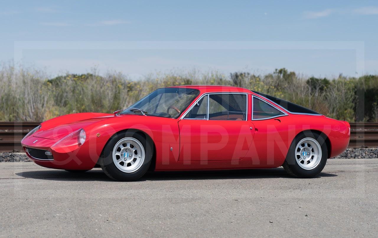 1967 De Tomaso Vallelunga