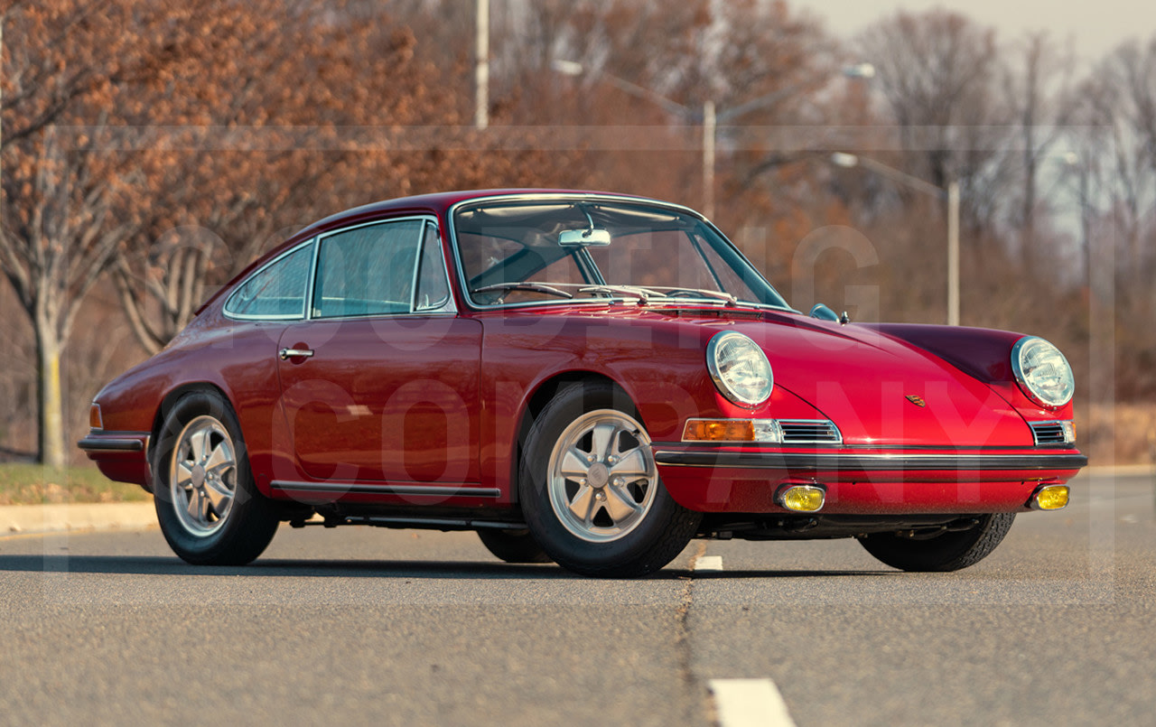 1967 Porsche 911 2.0 S