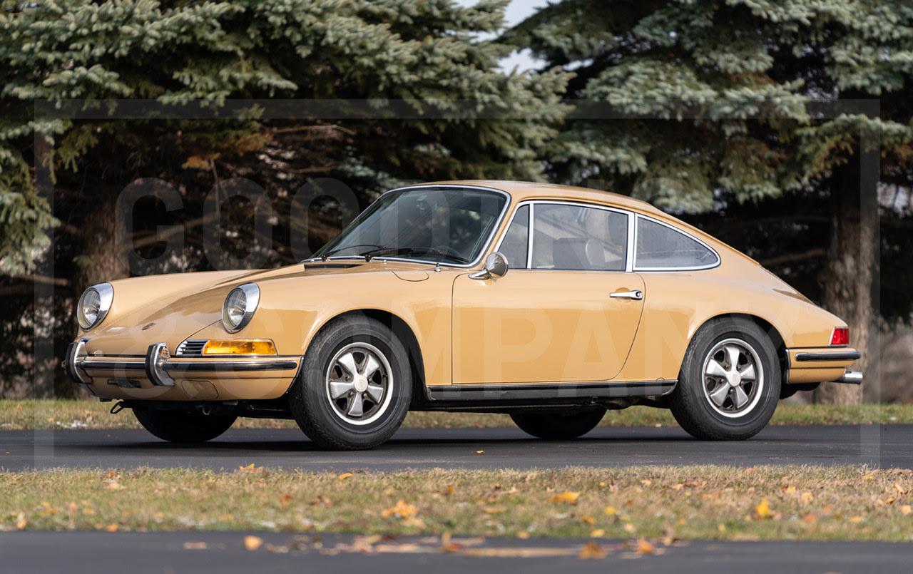 1969 Porsche 911 2.0 T
