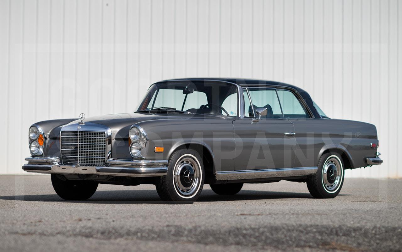 1970 Mercedes-Benz 280 SE 3.5 Coupe