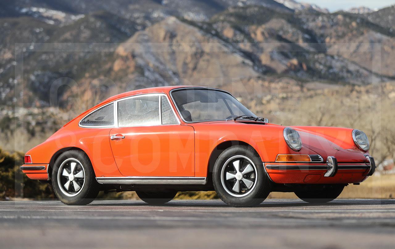 1970 Porsche 911 2.2 S
