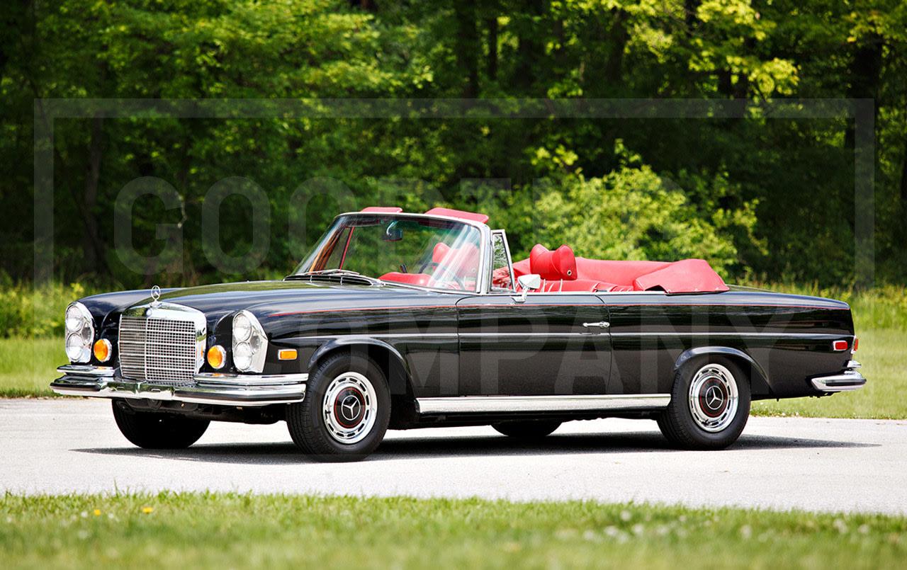 1971 Mercedes-Benz 280 SE 3.5 Cabriolet-2