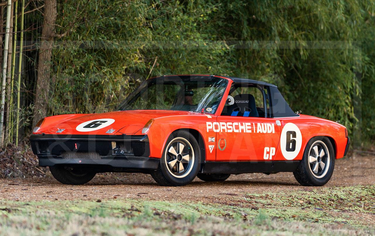 1971 Porsche 914