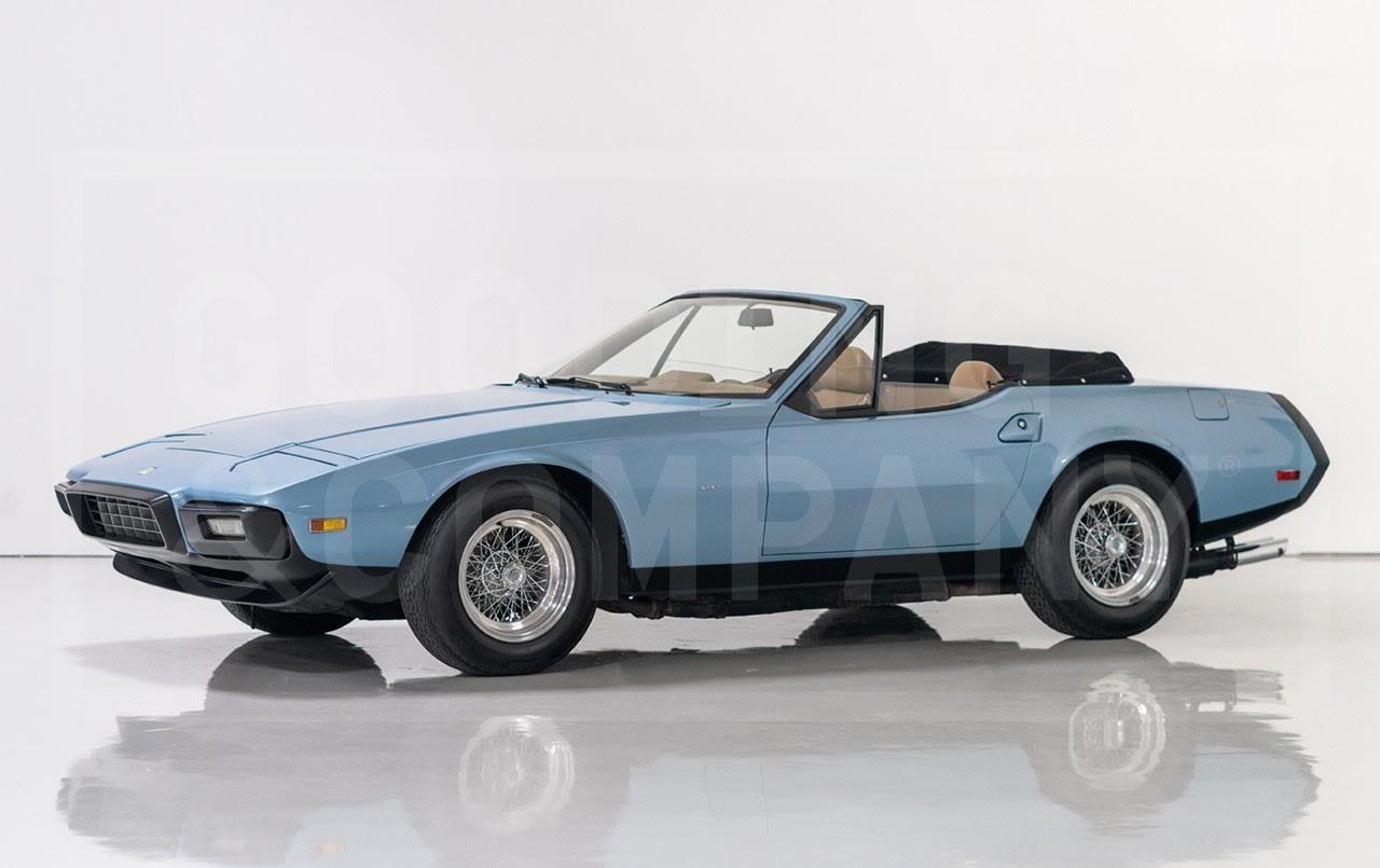 1972 Ferrari 365 GTB/4 Daytona NART Spider
