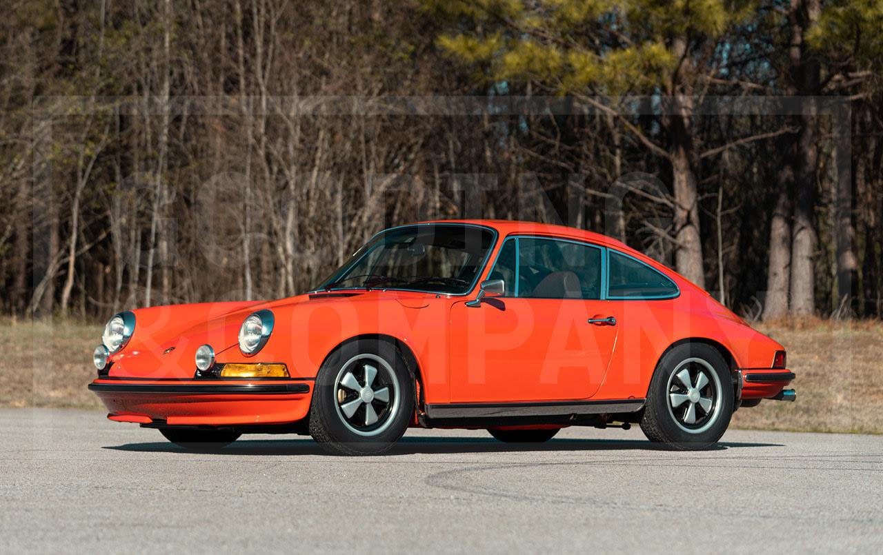 1973 Porsche 911 2.4 E
