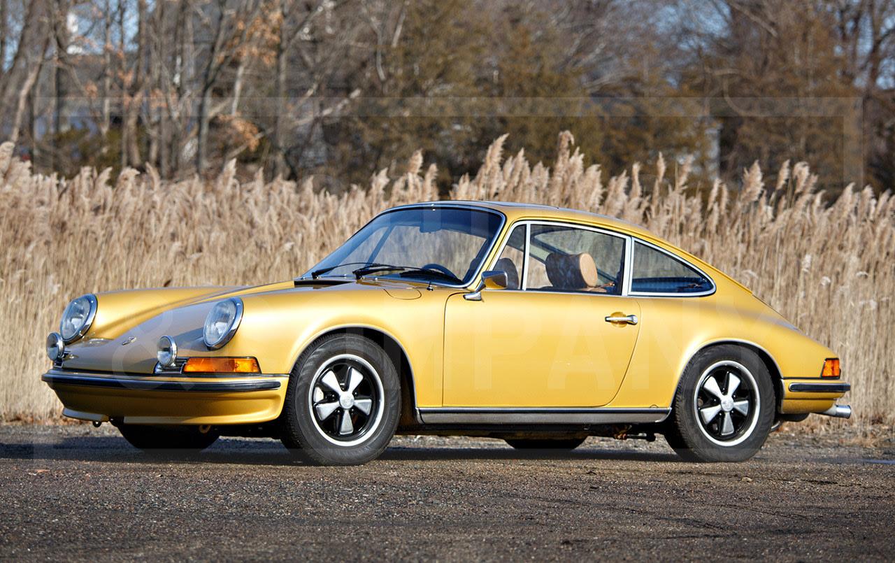 1973 Porsche 911 2.4 S-2