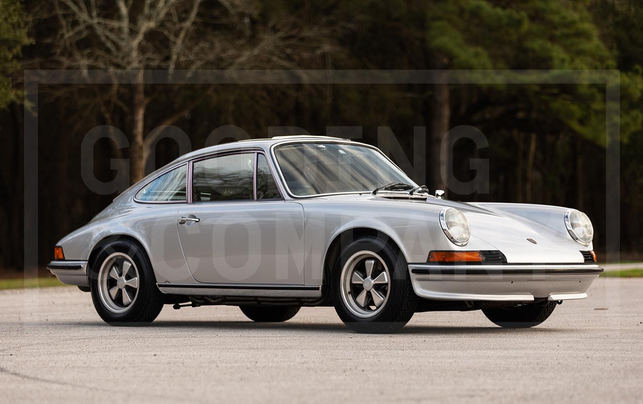 1973 Porsche 911 2.4 S