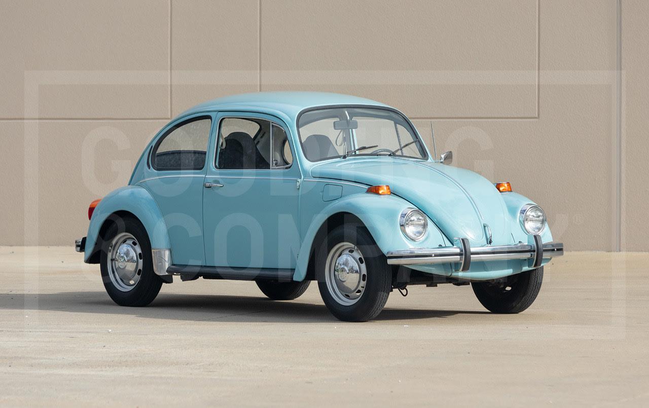 1973 Volkswagen Beetle Sedan