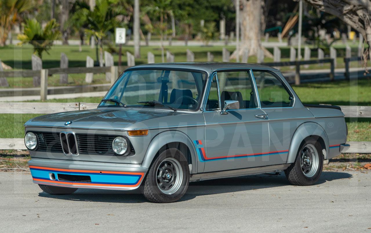 1974 BMW 2002 Turbo-4