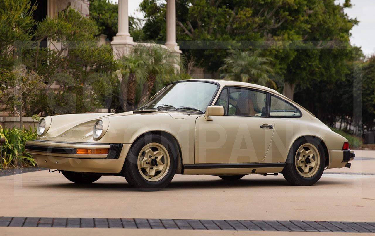 1976 Porsche 911 2.7 S Signature Edition