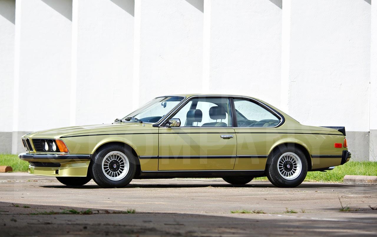 1978 BMW 633 CSi