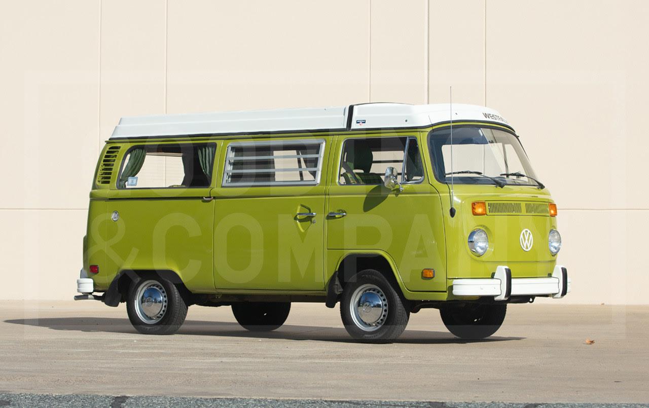 1978 Volkswagen Westfalia Campmobile