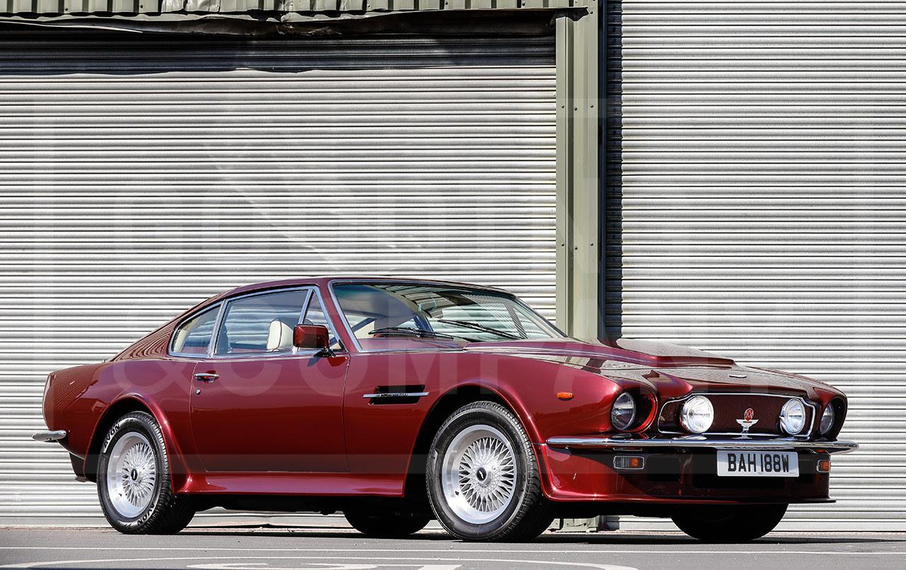 1980 Aston Martin V8 Saloon