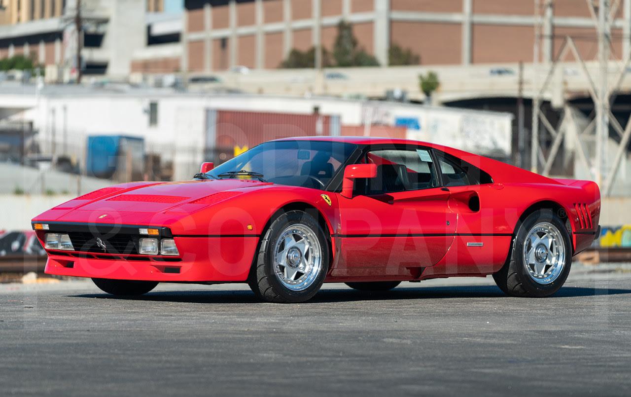 1985 Ferrari 288 GTO (1)