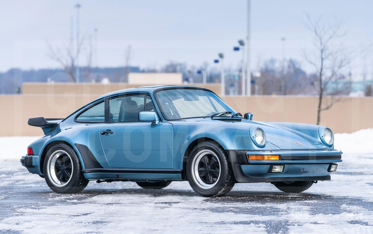 1986 Porsche 930-2