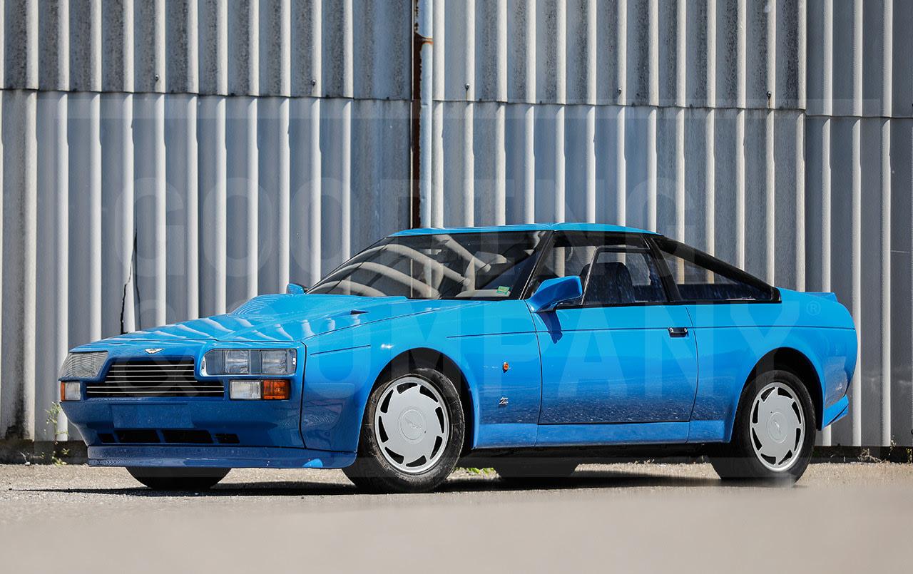 1988 Aston Martin V8 Vantage Zagato