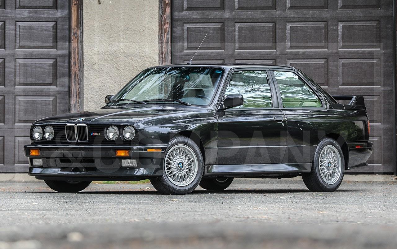 1988 BMW M3-3