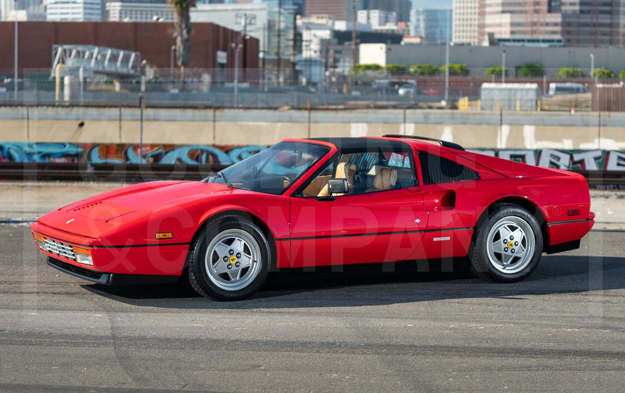 1989 Ferrari 328 GTS-5