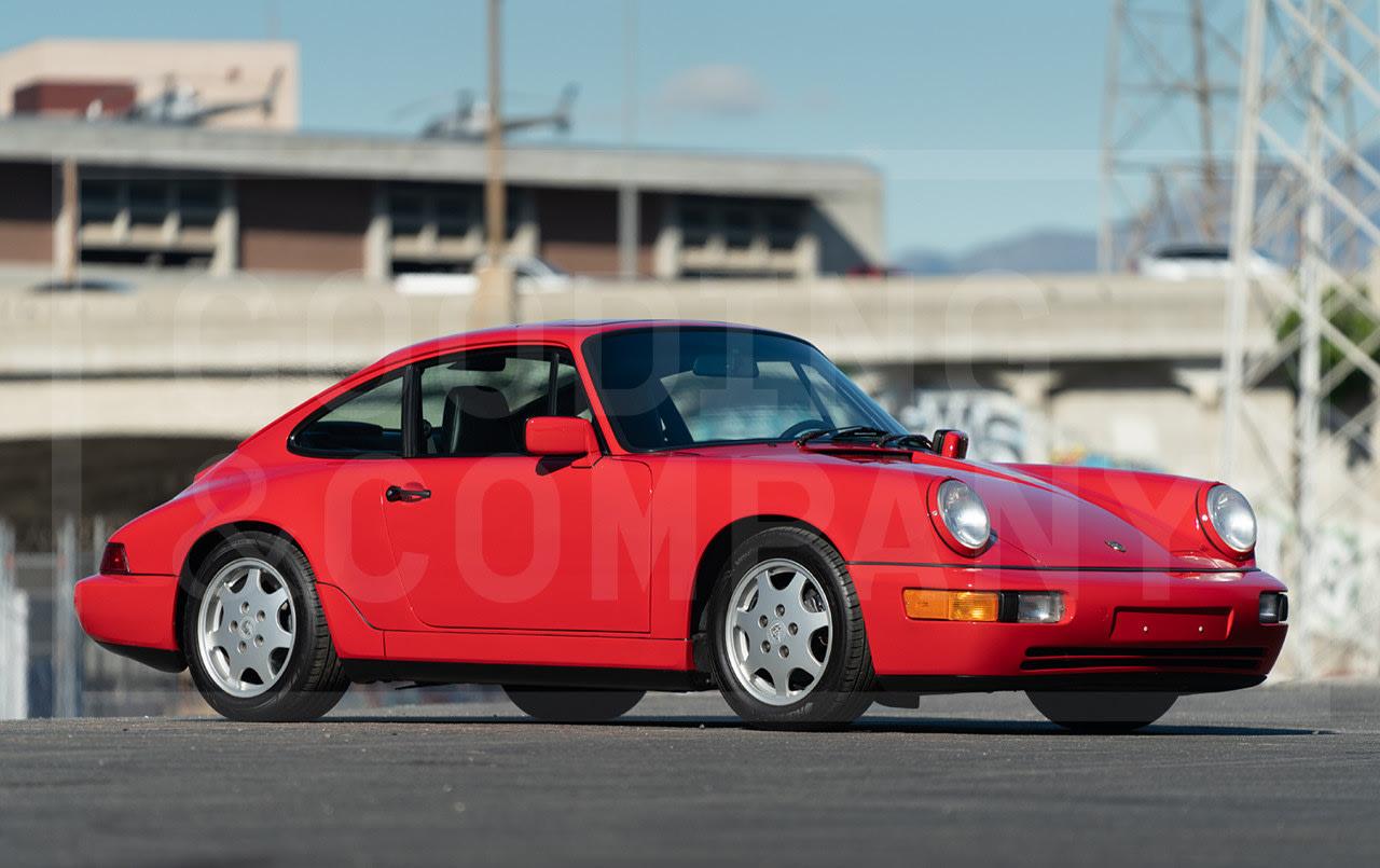 1989 Porsche 964 Carrera 4-2