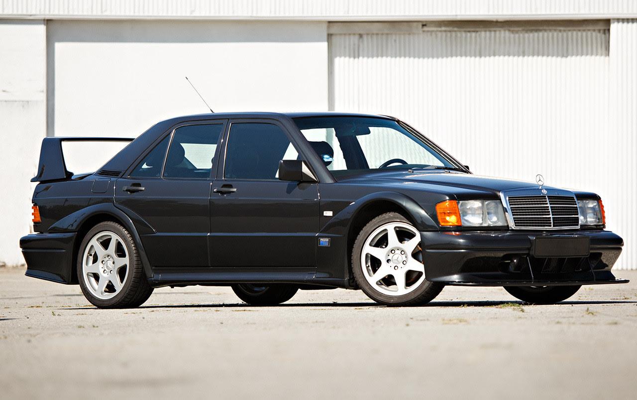 1990 Mercedes-Benz 190E 2.5-16 Evolution II-2