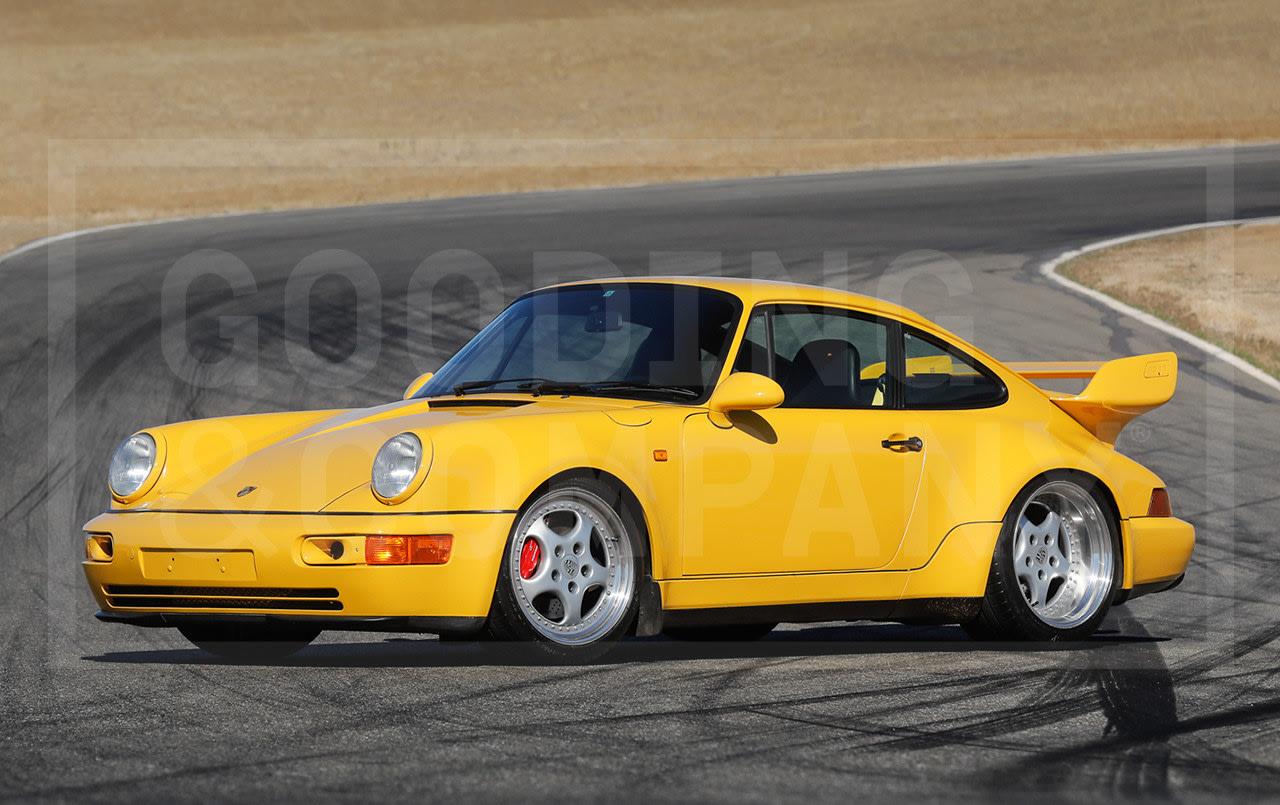 1993 Porsche 964 Carrera RS 3.8-2