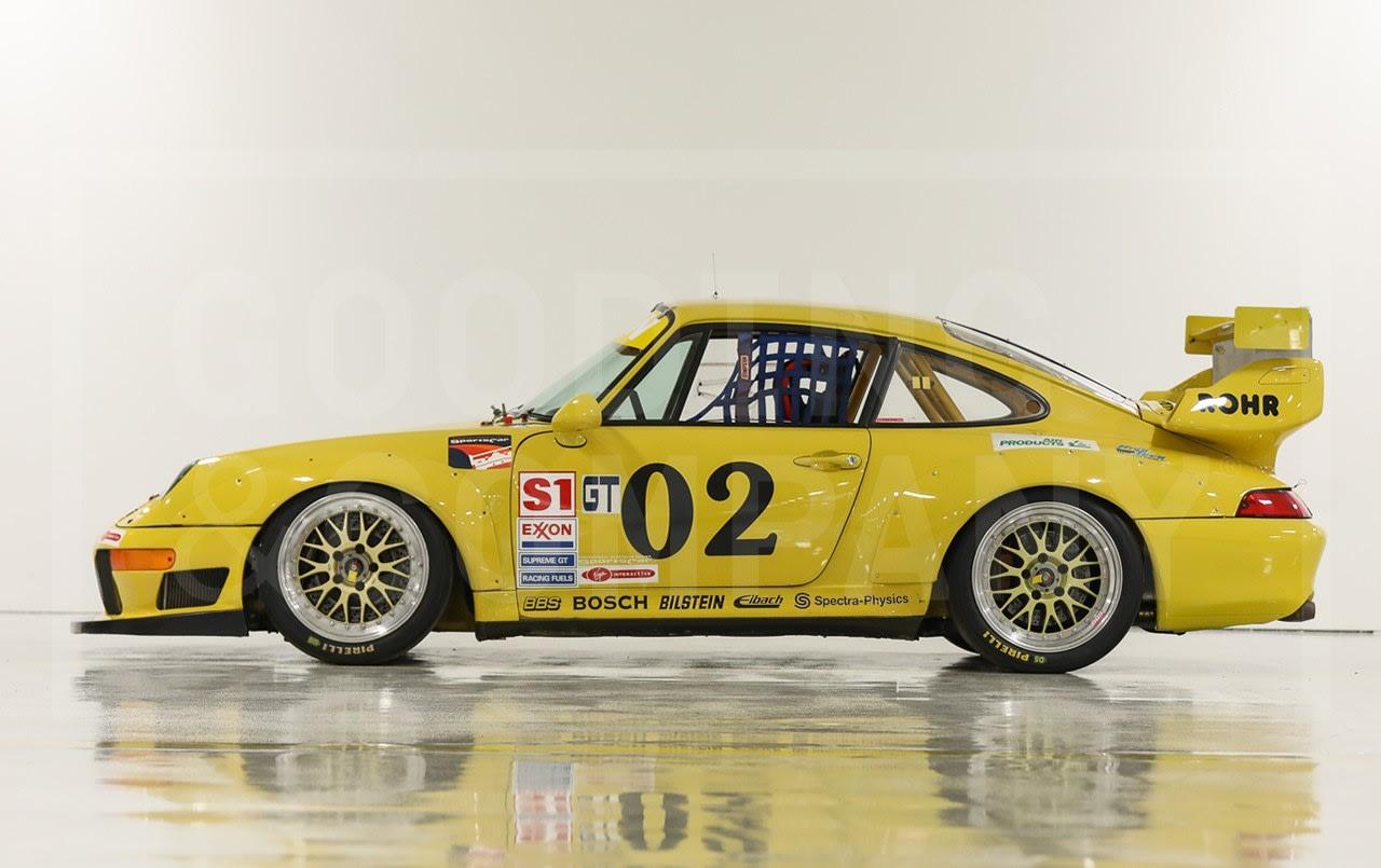 1995 Porsche 993 GT2