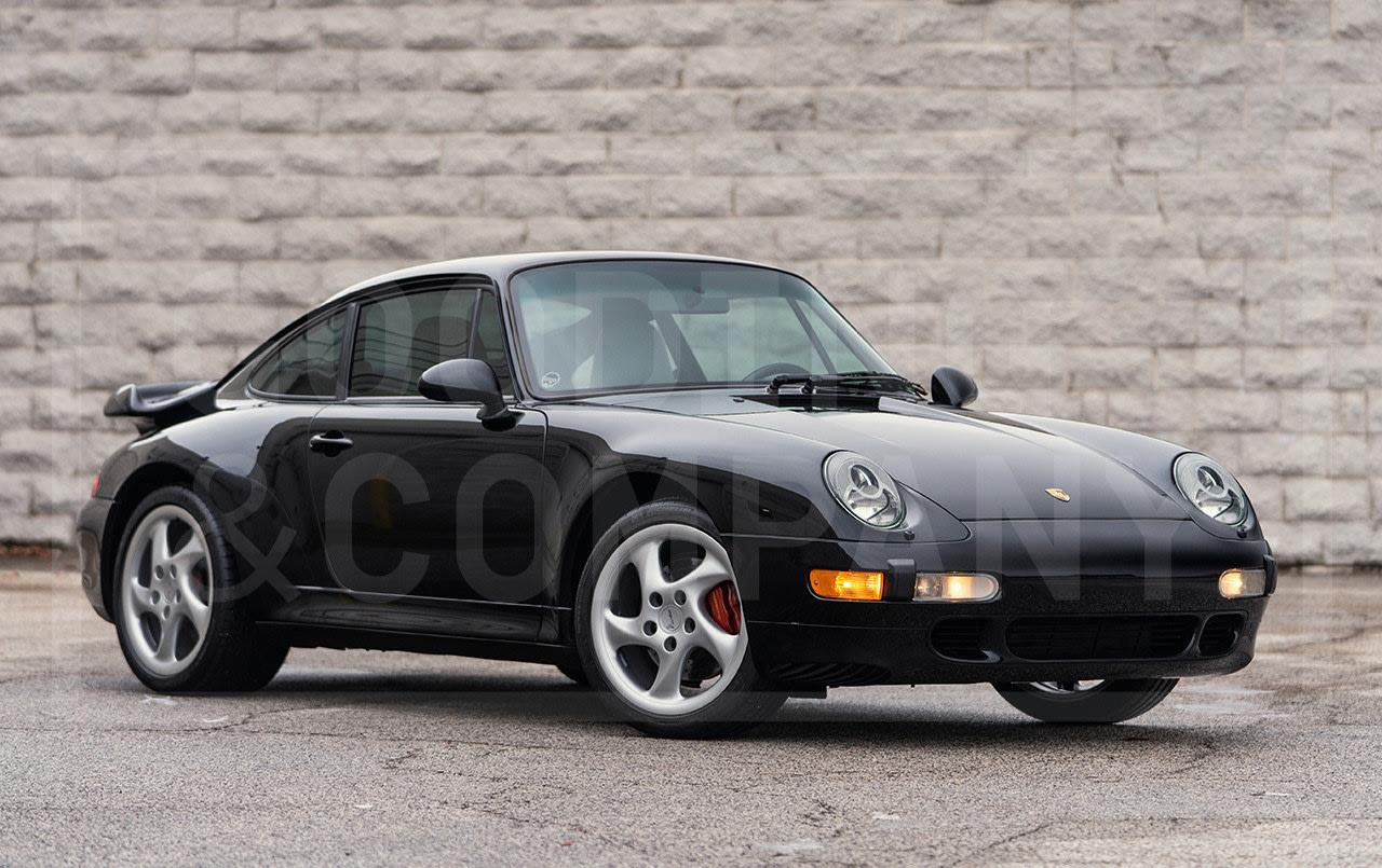 1996 Porsche 993 Turbo-2