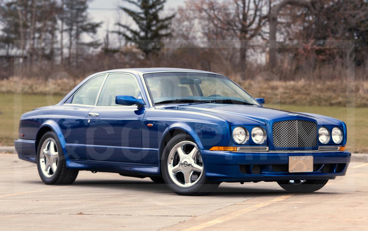1998 Bentley Continental T