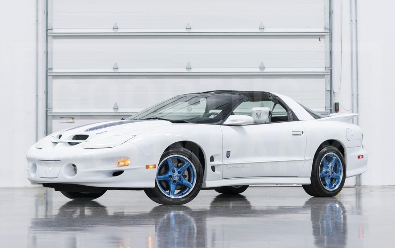 1999 Pontiac Firebird Trans Am 30th Anniversary Special Edition