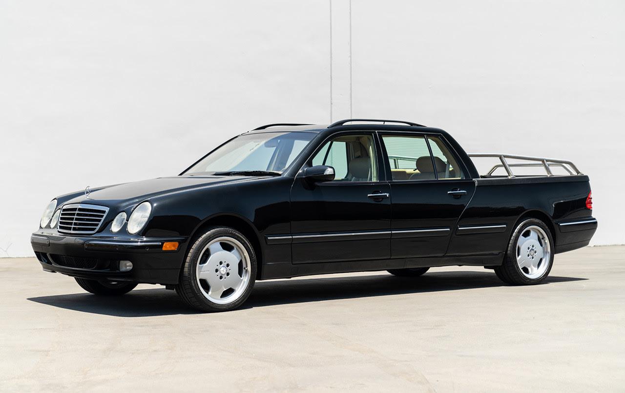 2000 Mercedes-Benz E 320 Pickup