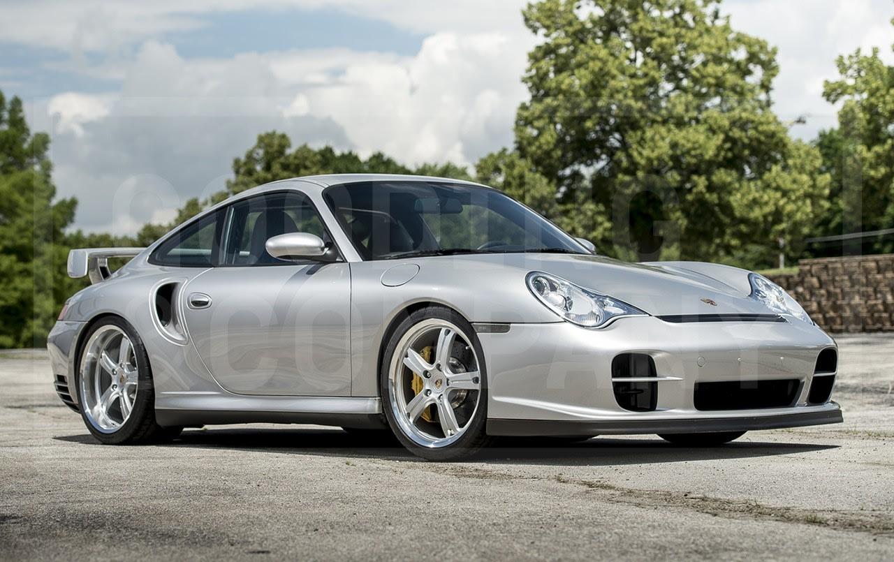 2003 Porsche 996 GT2