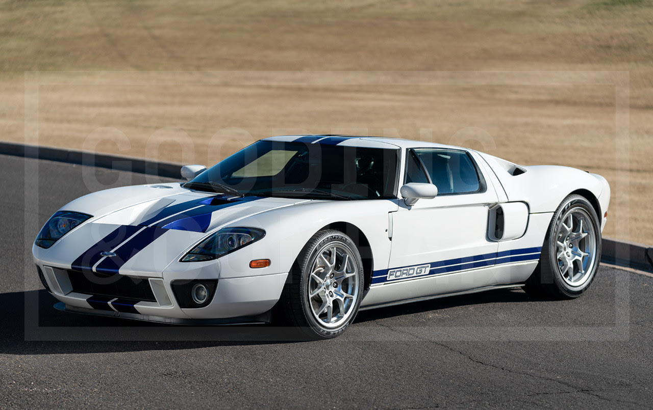 2005 Ford GT-2