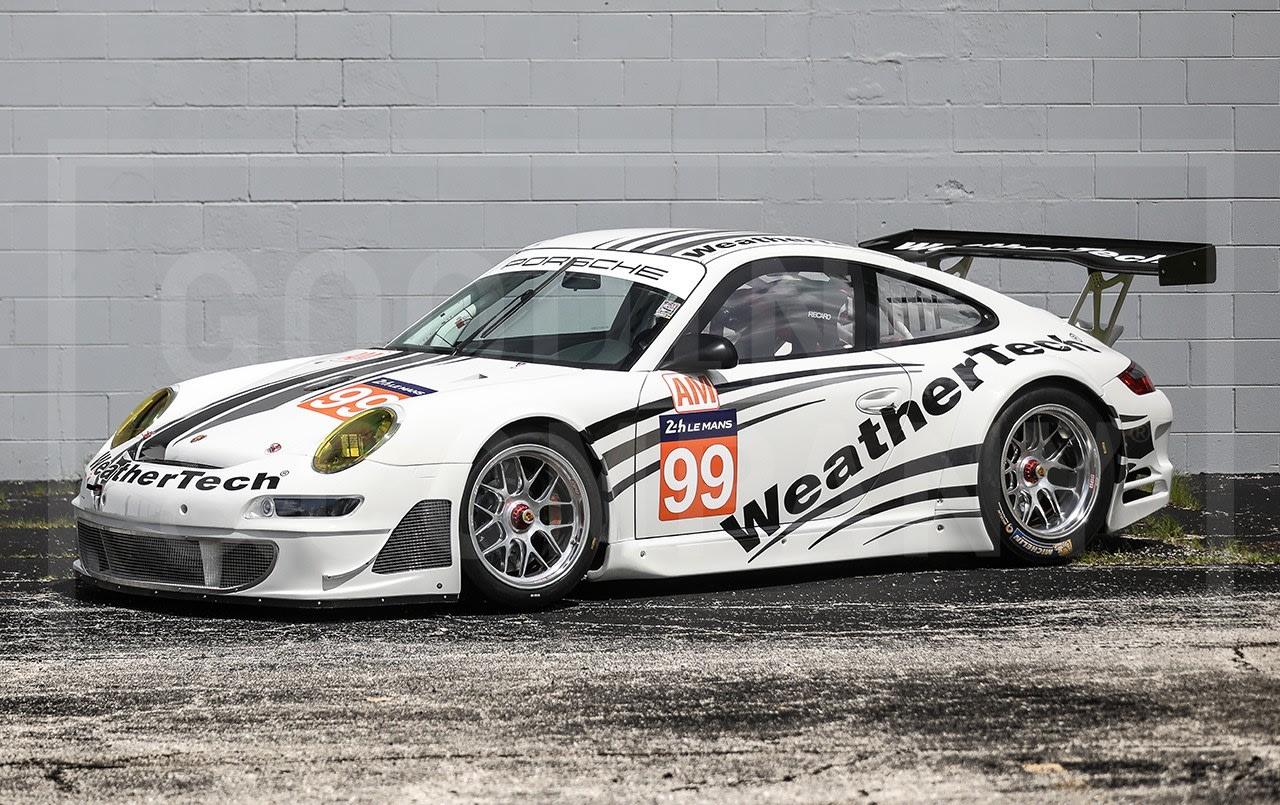 2007 Porsche 997 GT3 RSR