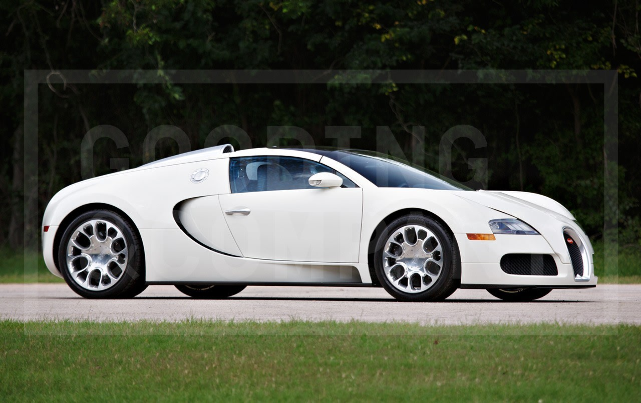 2010 Bugatti Veyron 16.4 Grand Sport