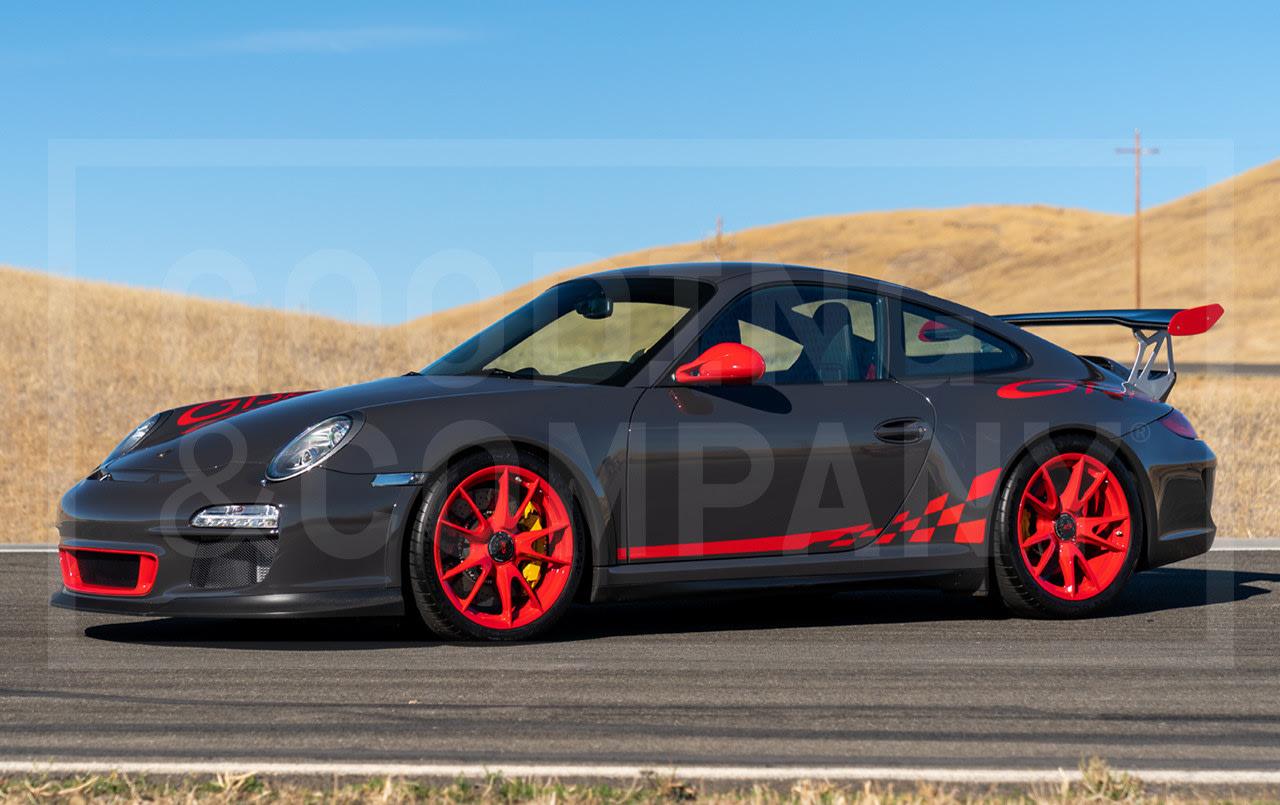 2010 Porsche 997 GT3 RS 3.8