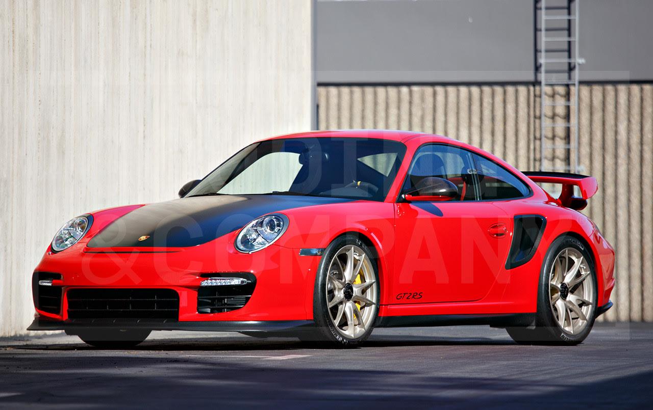 2011 Porsche 997 GT2 RS-3