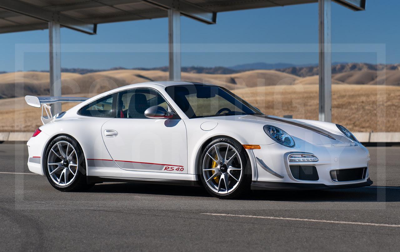 2011 Porsche 997 GT3 RS 4.0-3