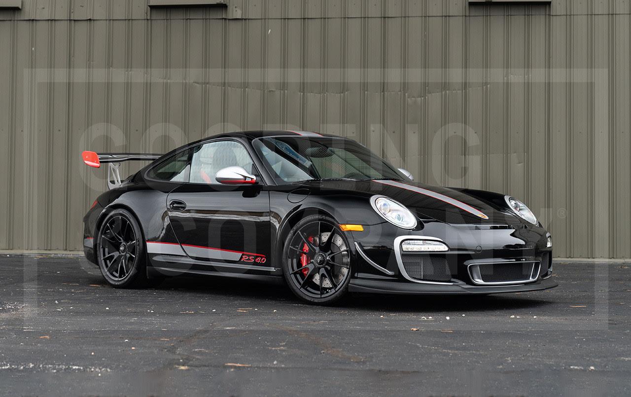 2011 Porsche 997 GT3 RS 4.0