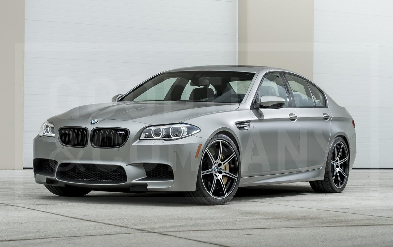 2015 BMW M5 '30 Jahre M5'
