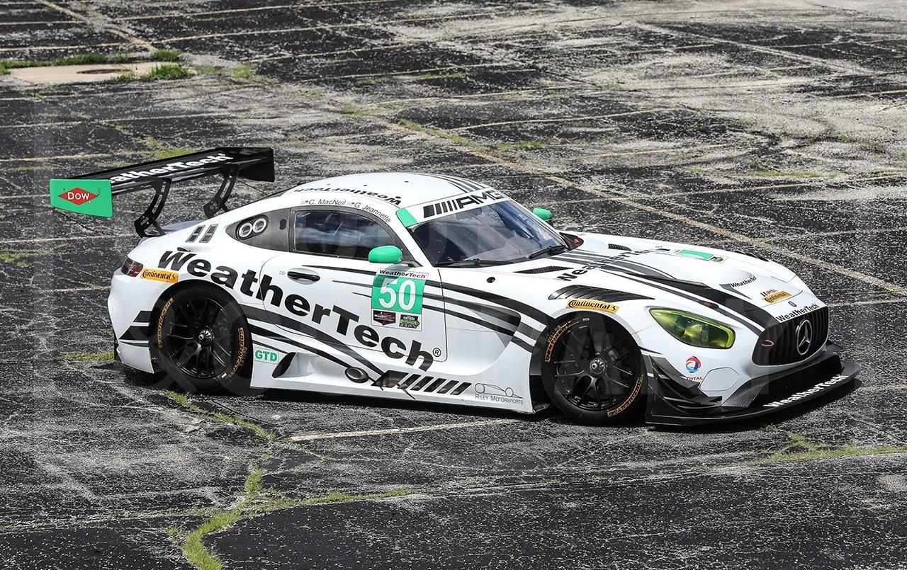 2017 Mercedes-Benz AMG GT3