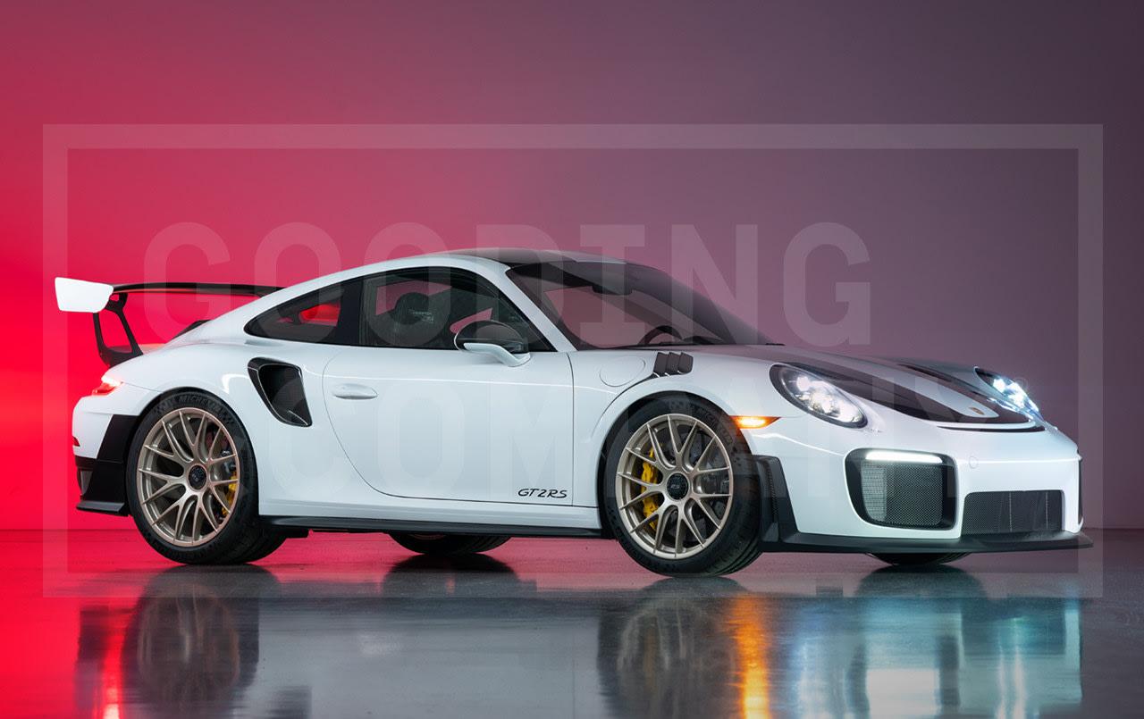 2018 Porsche 991 GT2 RS Weissach