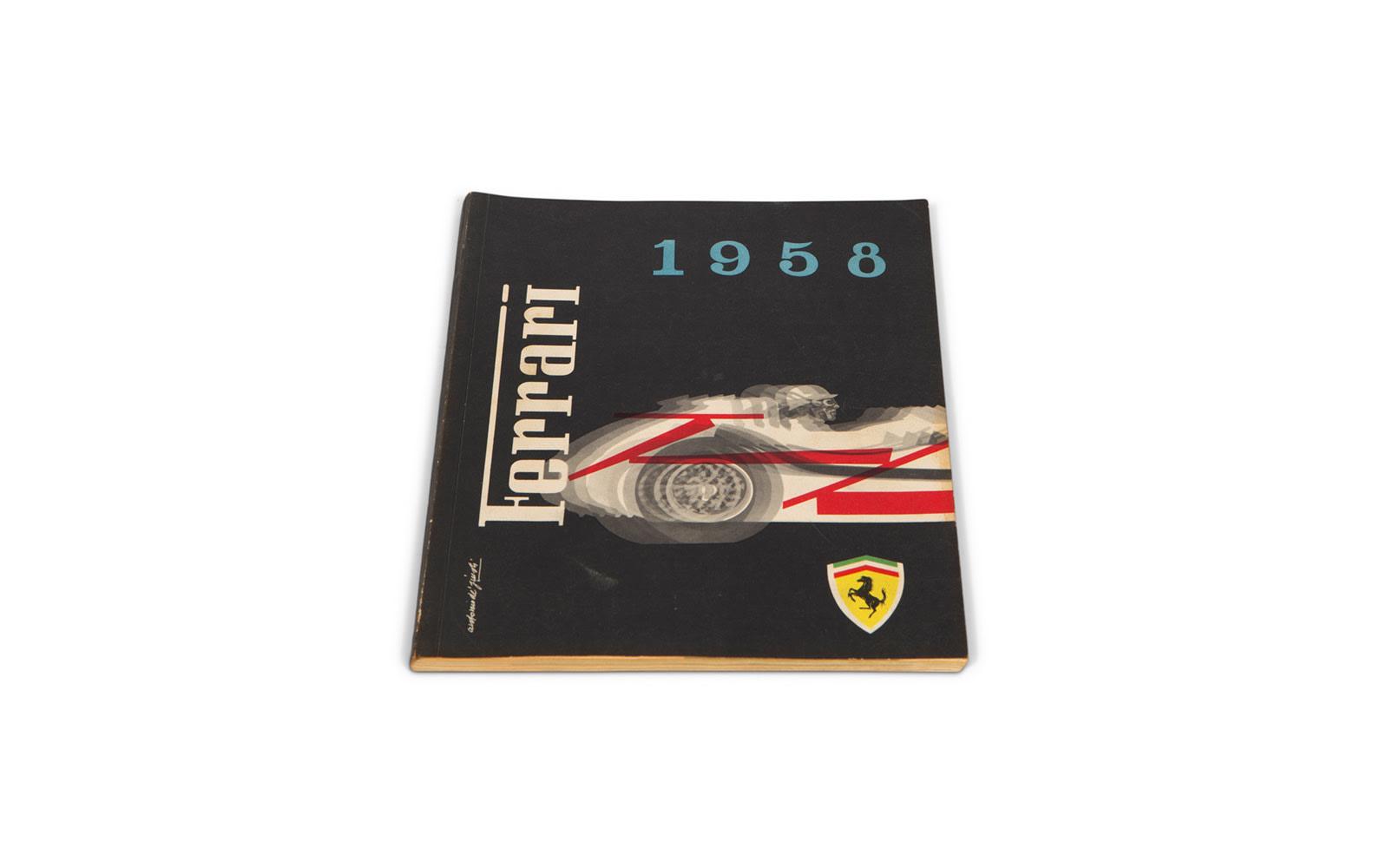 Ferrari Yearbook, 1958