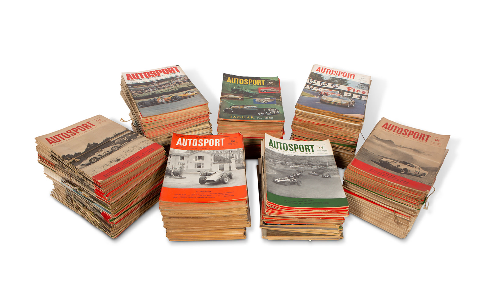 Assorted Autosport Magazines