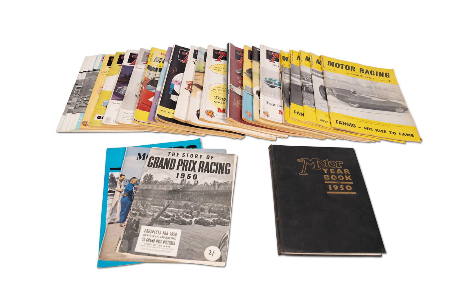 Assorted British Motoring Magazines