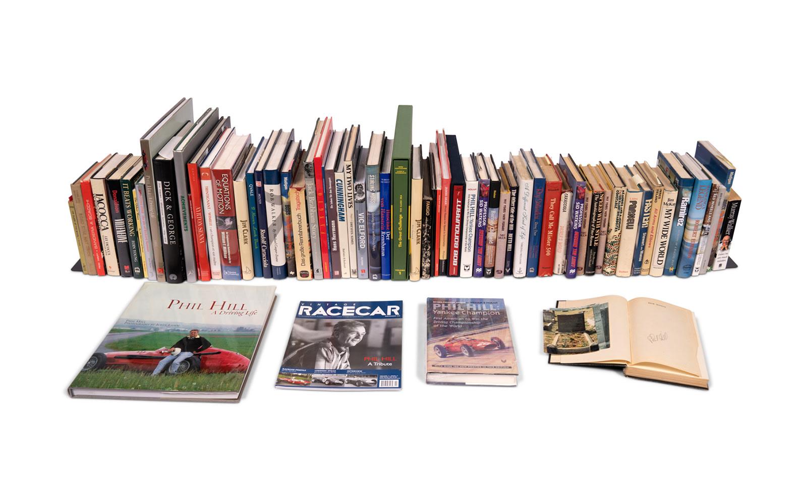 Assorted Motor Racing Biographies