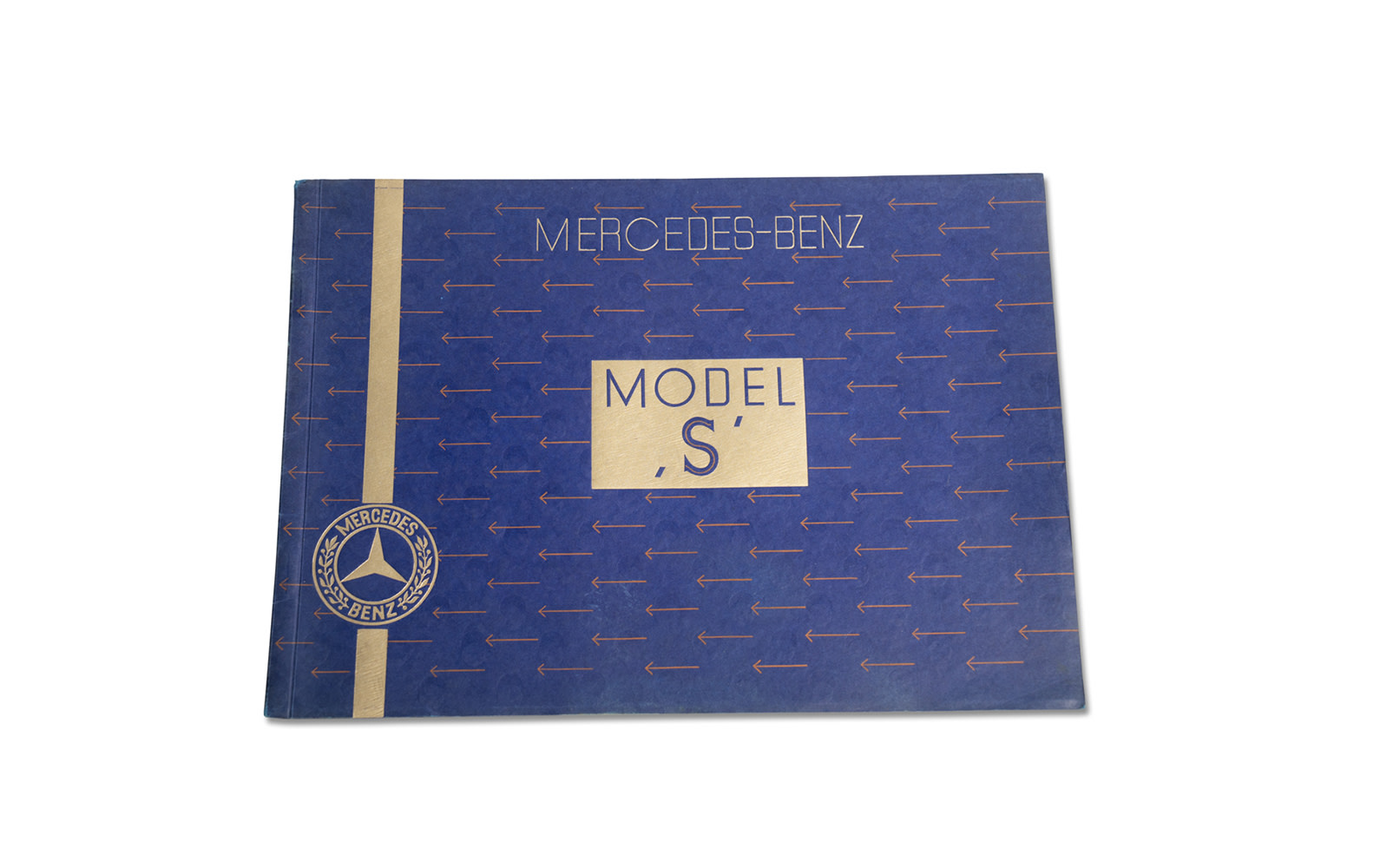 Mercedes-Benz Model S Sales Brochure