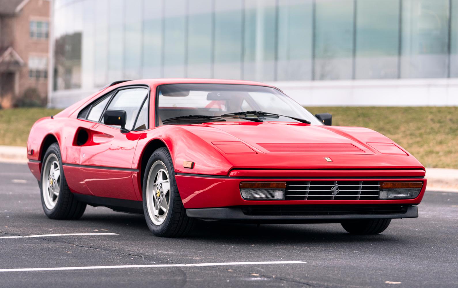 1989 Ferrari 328 GTB (1)
